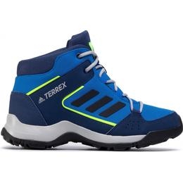 Adidas Kid's Terrex Hyperhiker - Glow Blue/Core Black/Signal Green