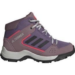 Adidas Kid's Terrex Hyperhiker - Tech Purple/Core Black/Shock Red