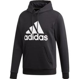 Adidas Must Haves Badge Of Sport Fleece Pullover Men - Black/White