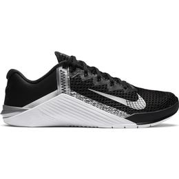 Nike Metcon 6 W - Black/Metallic Silver/Metallic Silver