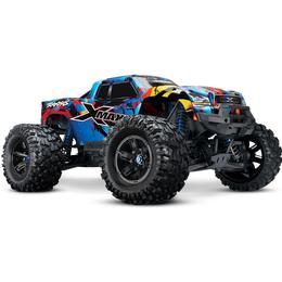 Traxxas X Maxx 8S TSM Rock n Roll Monster Truck RTR TRX77086-4