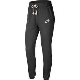 Nike Gym Vintage Trousers Women - Black/Sail