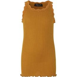 Rosemunde Girl's Lace Top - Golden Mustard (59159-627)