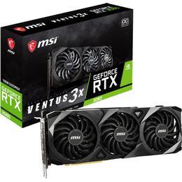 MSI GeForce RTX 3080 Ventus 3X OC HDMI 3xDP 10GB