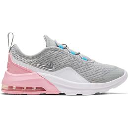 Nike Air Max Motion 2 PS - Light Solar Flare Heather/Pink/Laser Blue/Metallic Silver