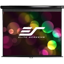 "Elite Screens Manual Series White (16:9 150"" Manual)"