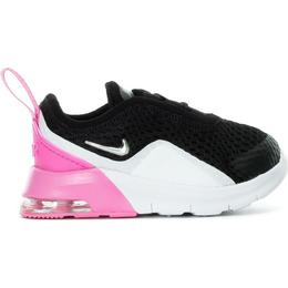 Nike Air Max Motion 2 TD - Black/Metallic Silver/Psychic Pink/White