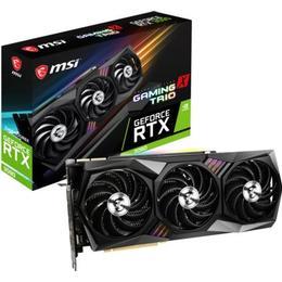 MSI GeForce RTX 3090 Gaming X Trio HDMI 3xDP 24GB