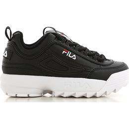 Fila Kid's Disruptor - Black