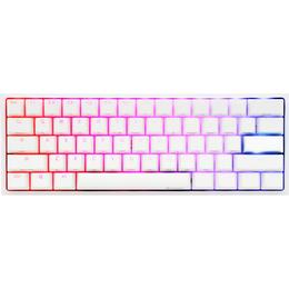 Ducky DKON2061ST One 2 Mini Pure White RGB Cherry MX Silent Red (Nordic)