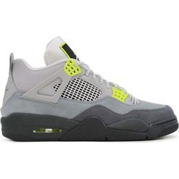 Nike Air Jordan 4 Retro SE M - Cool Grey/Wolf Grey/Anthracite/Volt