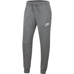 Nike Trousers Children - Carbon Heather/White