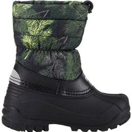Reima Kid's Snow Boots Nefar - Dark Green
