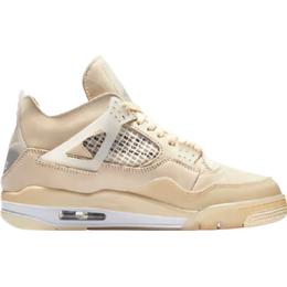 Nike Air Jordan 4 x Off-White W - Sail/Muslin/White/Black