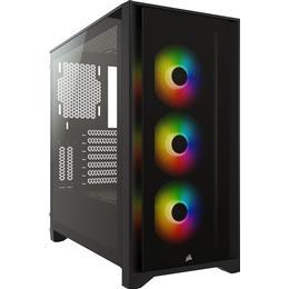 Corsair iCUE 4000X RGB Tempered Glass