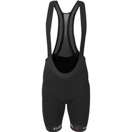 Fusion C3 Plus Bib Shorts Men - Black