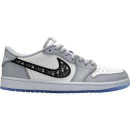 Nike Dior x Air Jordan 1 Low M - Wolf Grey/Sail/Photon Dust/White