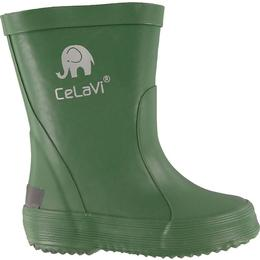 CeLaVi Basic Wellies - Elm Green