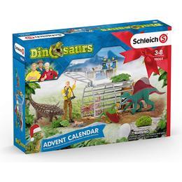 Schleich Advent Calendar Dinosaurs 2020 98064