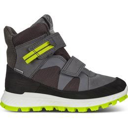Ecco Kid's High Boots Exostrike - Black