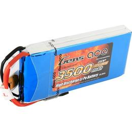RX 2S1P Lipo Battery 3500mAh 7.4V