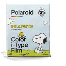 Polaroid Color i‑Type Film - Peanuts Edition 8 pack
