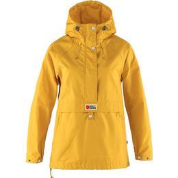 Fjällräven Vardag Anorak W - Mustard Yellow