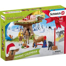 Schleich Advent Calendar Farm World 2020 98063