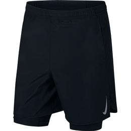 Nike Challenger 7 2-in-1 Shorts Men - Black