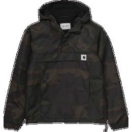 Carhartt W' Nimbus Winter Pullover - Camo Evergreen
