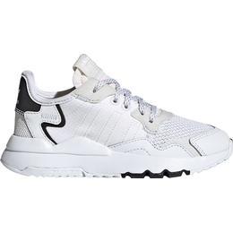 Adidas Kid's Nite Jogger - Cloud White/Cloud White/Crystal White