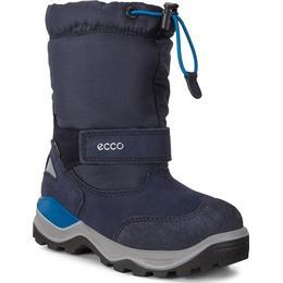 Ecco Snow Mountain Boots - Blue