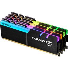G.Skill Trident Z RGB DDR4 4000MHz 4x8GB (F4-4000C17Q-32GTZR)