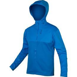 Endura SingleTrack Softshell II Jacket Men - Azure Blue