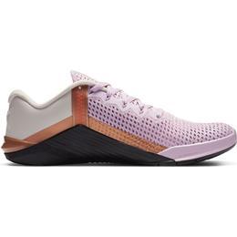 Nike Metcon 6 W - Light Arctic Pink/Black/Metallic Copper/Hyper Crimson