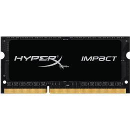 Kingston HyperX Impact Black SO-DIMM DDR3 1866MHz 4GB (HX318LS11IB/4)