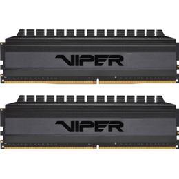 Patriot Viper 4 Blackout Series DDR4 3200MHz 2x16GB (PVB432G320C6K)