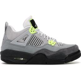 Nike Air Jordan 4 Retro GS - Cool Grey/Wolf Grey/Anthracite/Volt