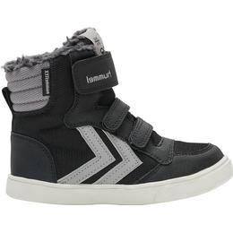 Hummel Stadil Super Poly Boot Mid Jr - Black