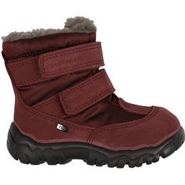 En Fant Alpha Velcro Boot - Bordeaux