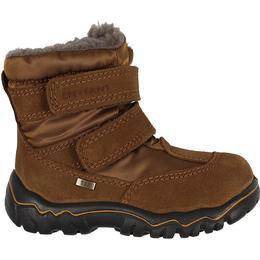 En Fant Alpha Velcro Boot - Camel