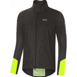 Gore Bike Wear C5 Gore-Tex Shakedry 1985 Viz Jacket Men - Black/Neon Yellow