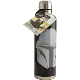 Paladone Star Wars The Mandalorian Vandflaske 0.5 L