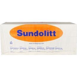 Sundolitt S80 1200x20x600mm 18M²