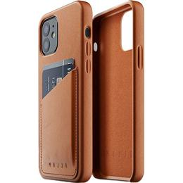 Mujjo Full Leather Wallet Case for iPhone 12/12 Pro