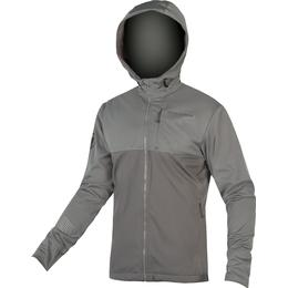 Endura SingleTrack Softshell II Jacket Men - Pewter Grey