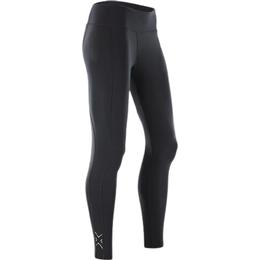 2Xu Fitness Compression Tights Women - Black/Silver