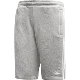 Adidas 3-Stripes Shorts Men - Medium Grey Heather