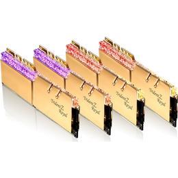 G.Skill Trident Z Royal Gold DDR4 4000MHz 4x32GB (F4-4000C18Q-128GTRG)