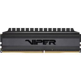 Patriot Viper 4 Blackout Series DDR4 3000MHz 2x16GB (PVB432G300C6K)